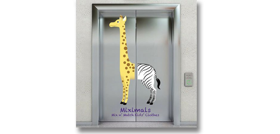Miximals Environmental Ad: Elevator Design