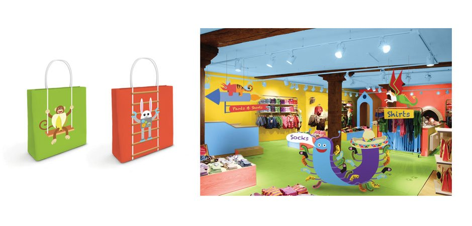 Miximals In-Store Concepts and Displays