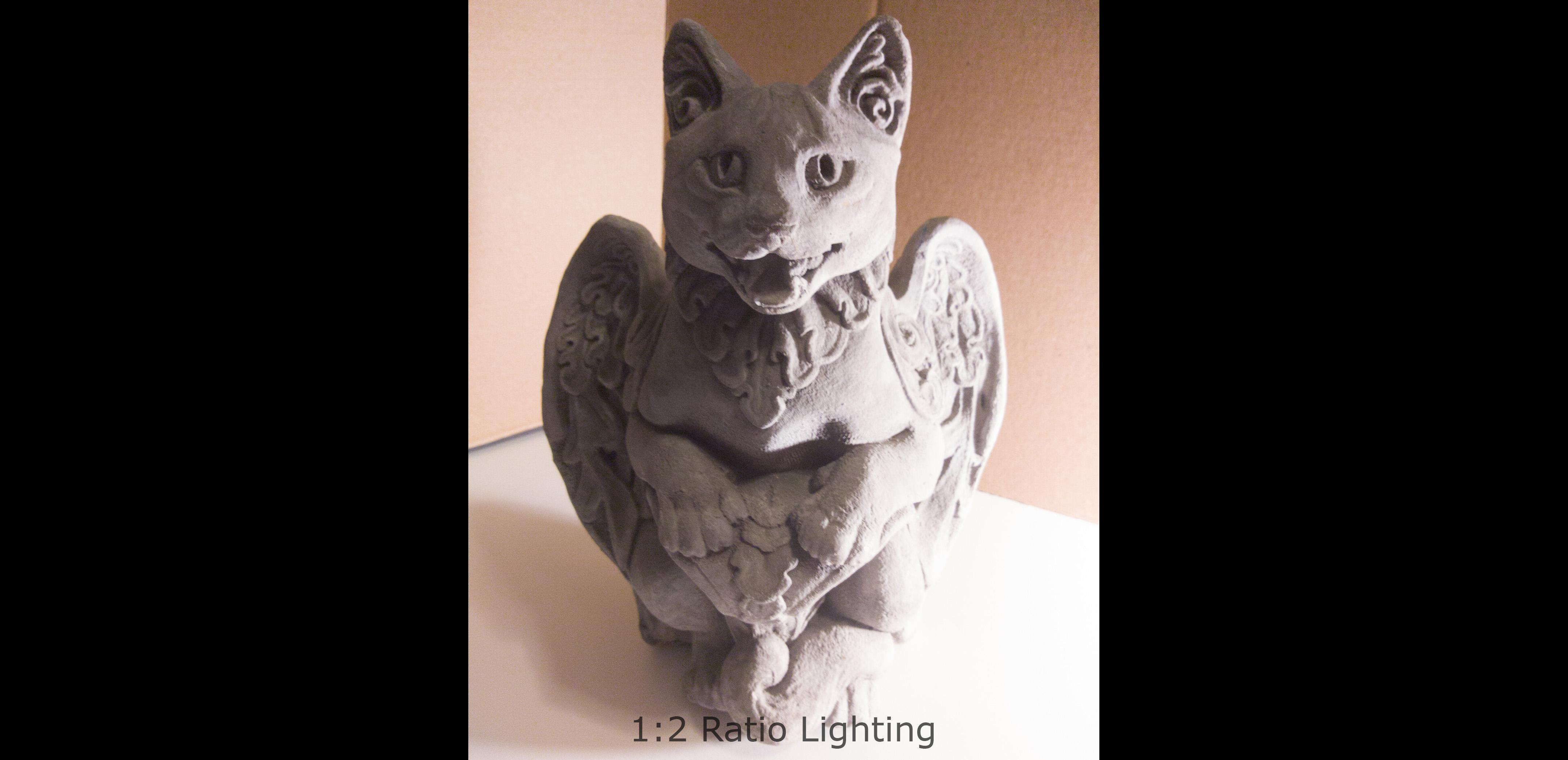 1:2 Ratio Lighting