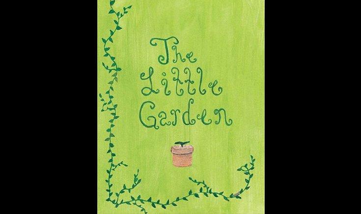 """""""The Little Garden"""" Book Cover"""