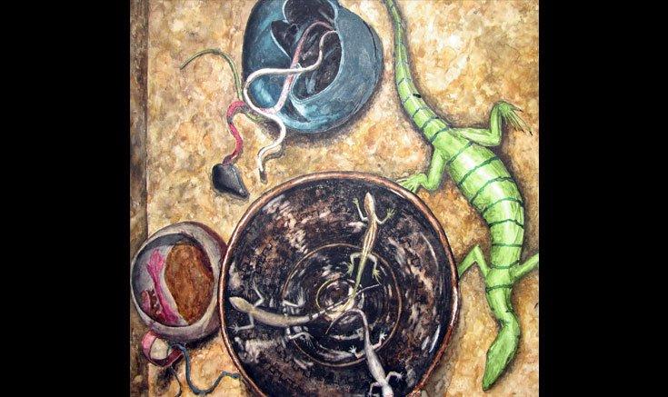 Lizards & Bowls