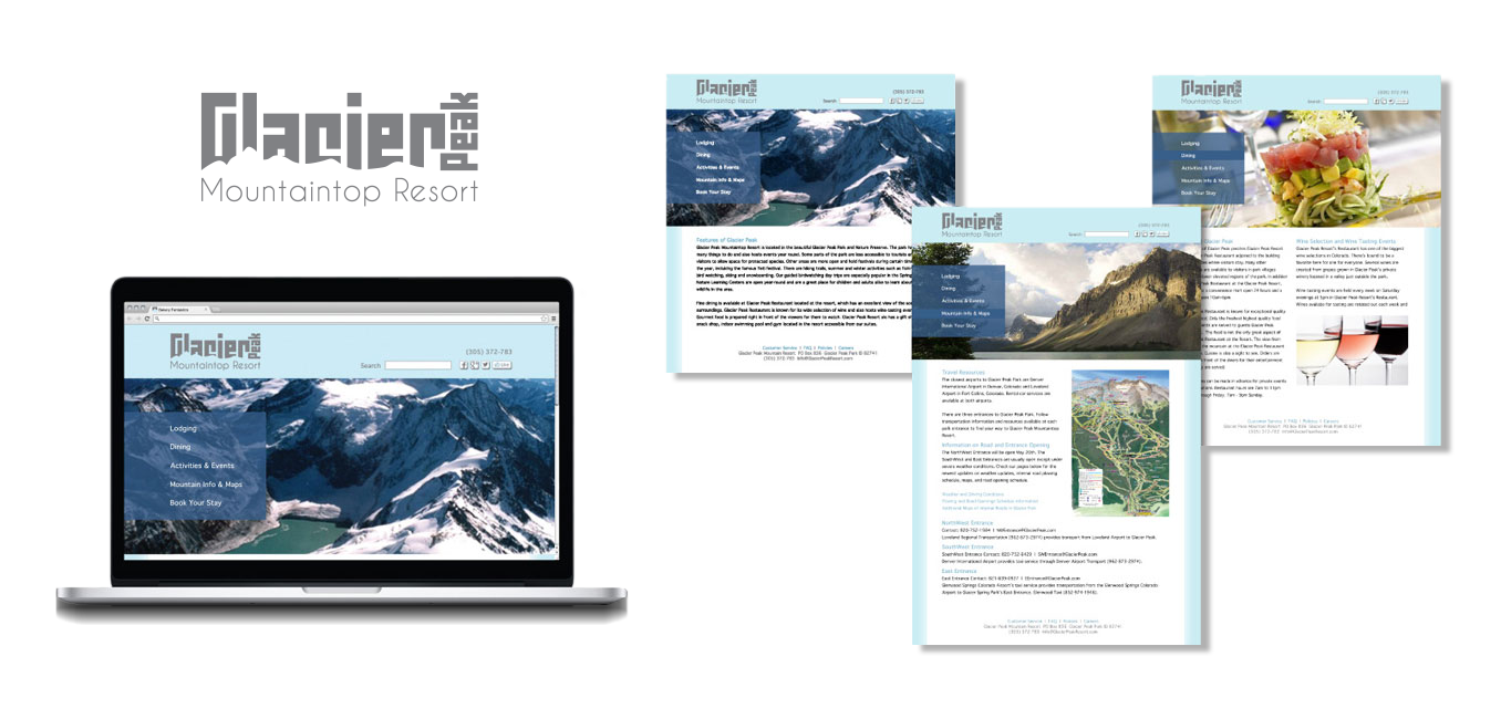 Glacier Peak Comp